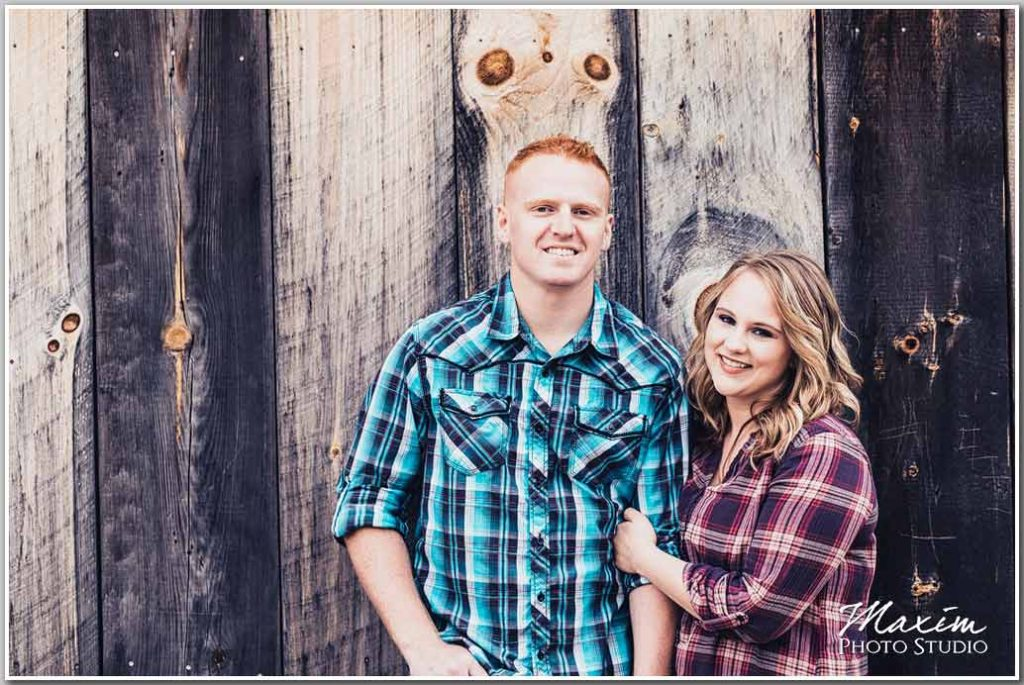 Barn N Bunk Lebanon Ohio Engagement photography