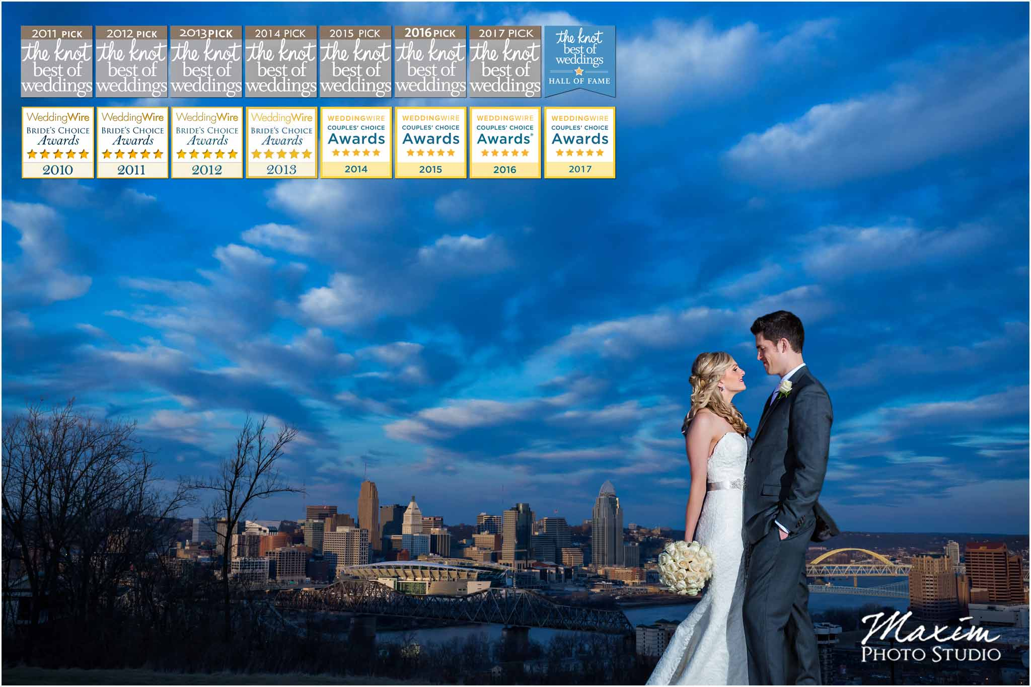 Cincinnati Dayton Wedding Photographers