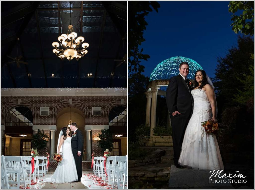 Cincinnati Wedding Photography, Manor House Wedding, Atrium, Gazebo