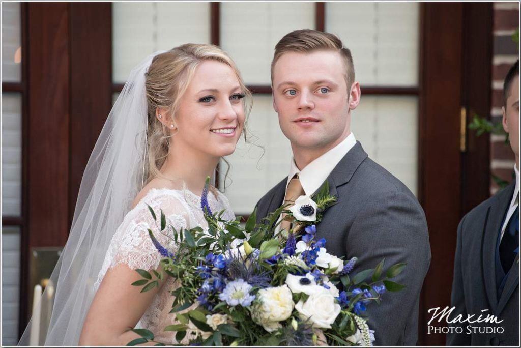 Manor House Ohio, Bride Groom, Wedding picture