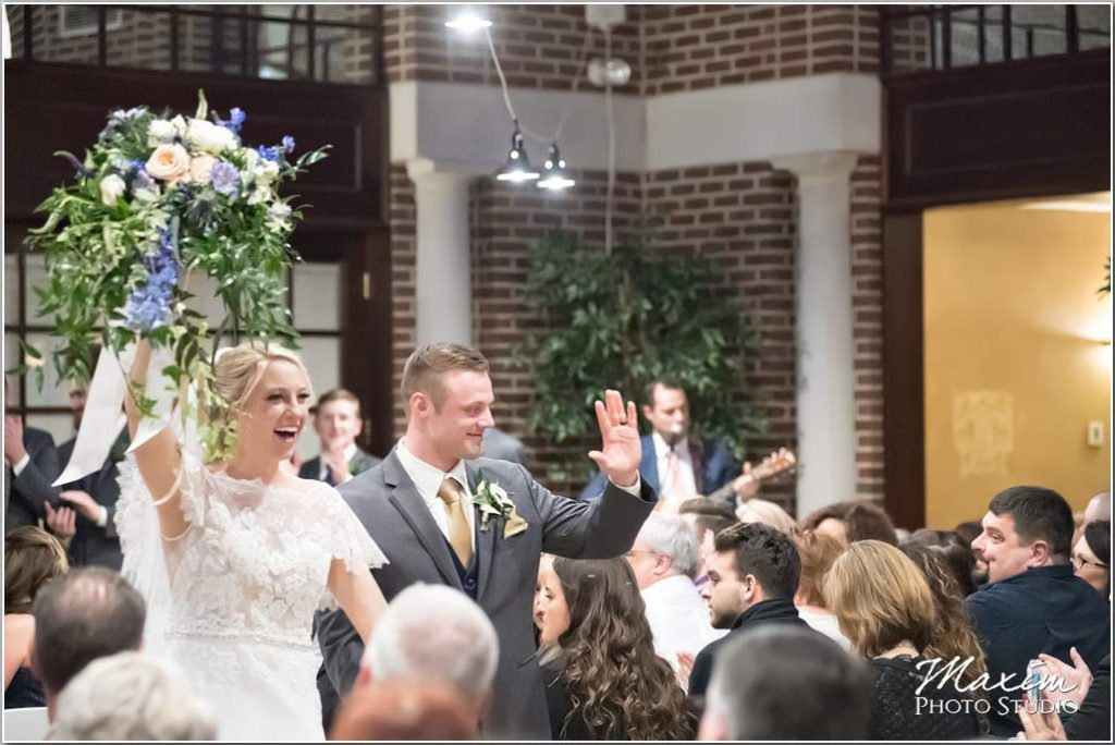 Cincinnati Wedding Photography, Manor House Atrium Wedding