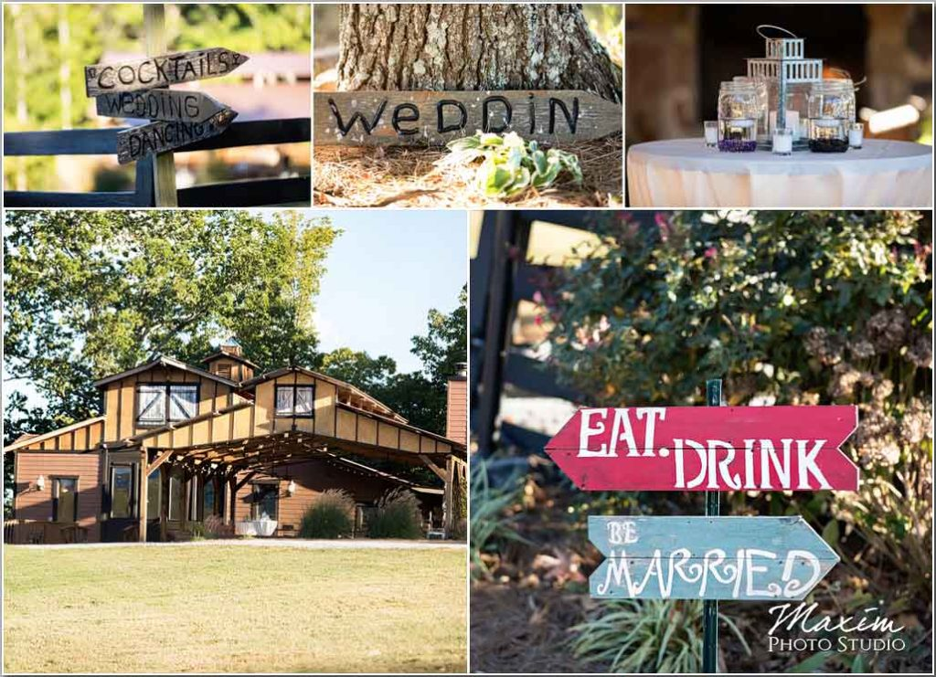White Oaks Georgia destination wedding venue