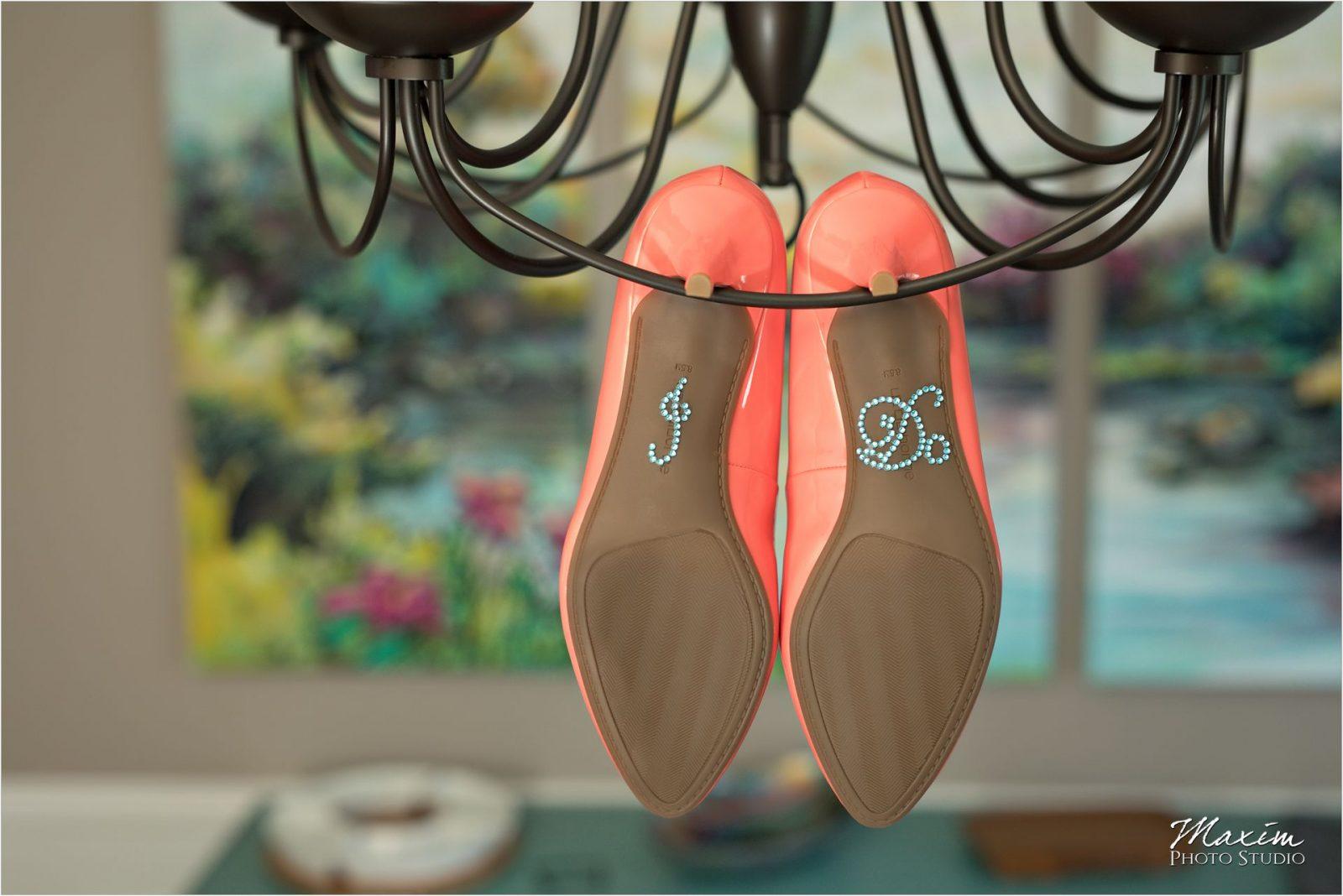 Top of the Market Dayton Ohio Wedding shoes