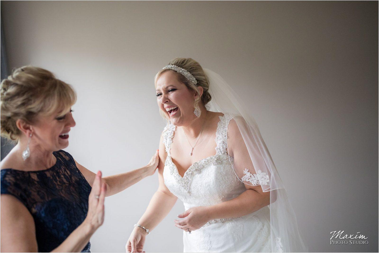 Top of the Market Dayton Ohio Wedding bride preprations