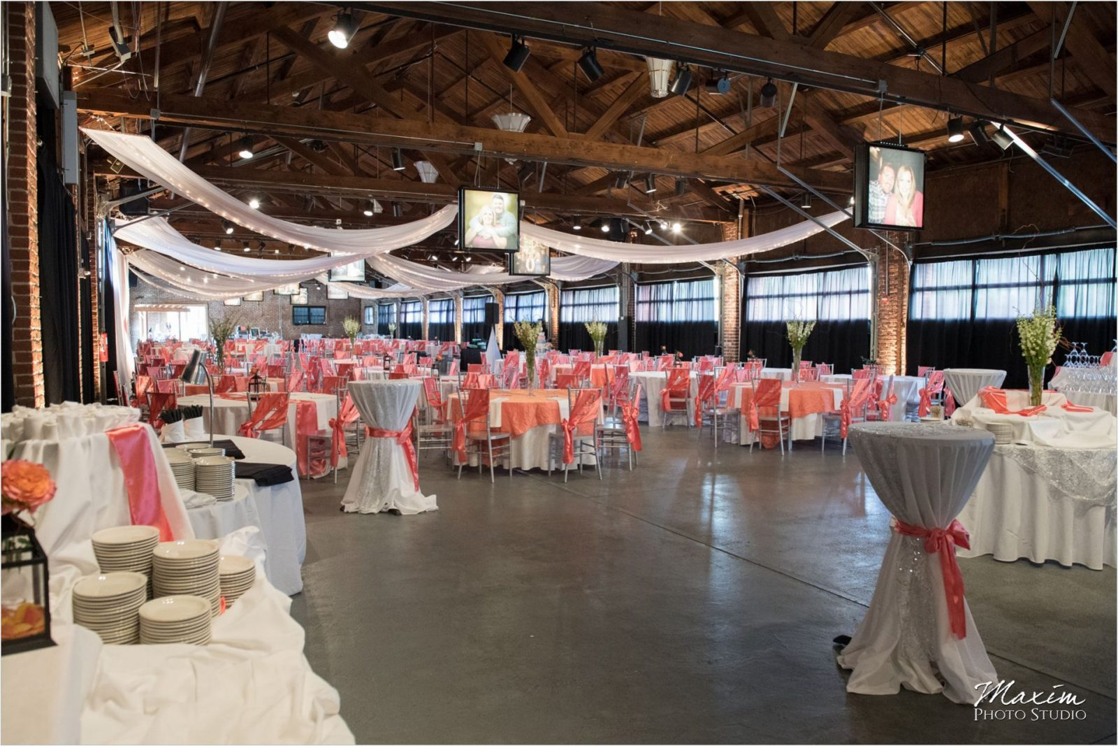 Top of the Market Dayton Ohio Wedding Reception
