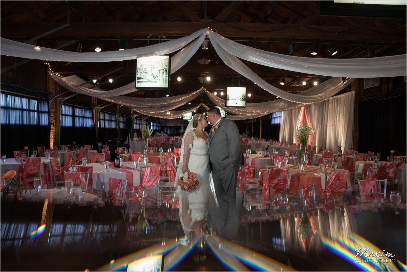 Top of the Market Dayton Ohio Wedding Reception