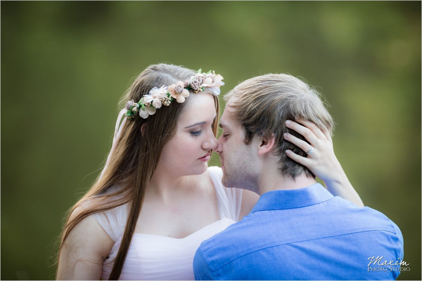 Cincinnati Nature Center, Best Cincinnati Nature Photographer, Fairytale Engagement, Norlyn Manor Bride
