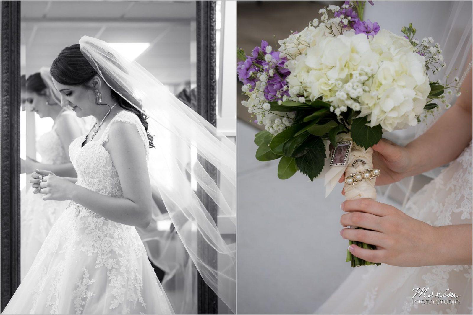 Anderson Hills UMC, Cincinnati Wedding Photography, Bride preparations, Fabulous Bridal Wedding Dress