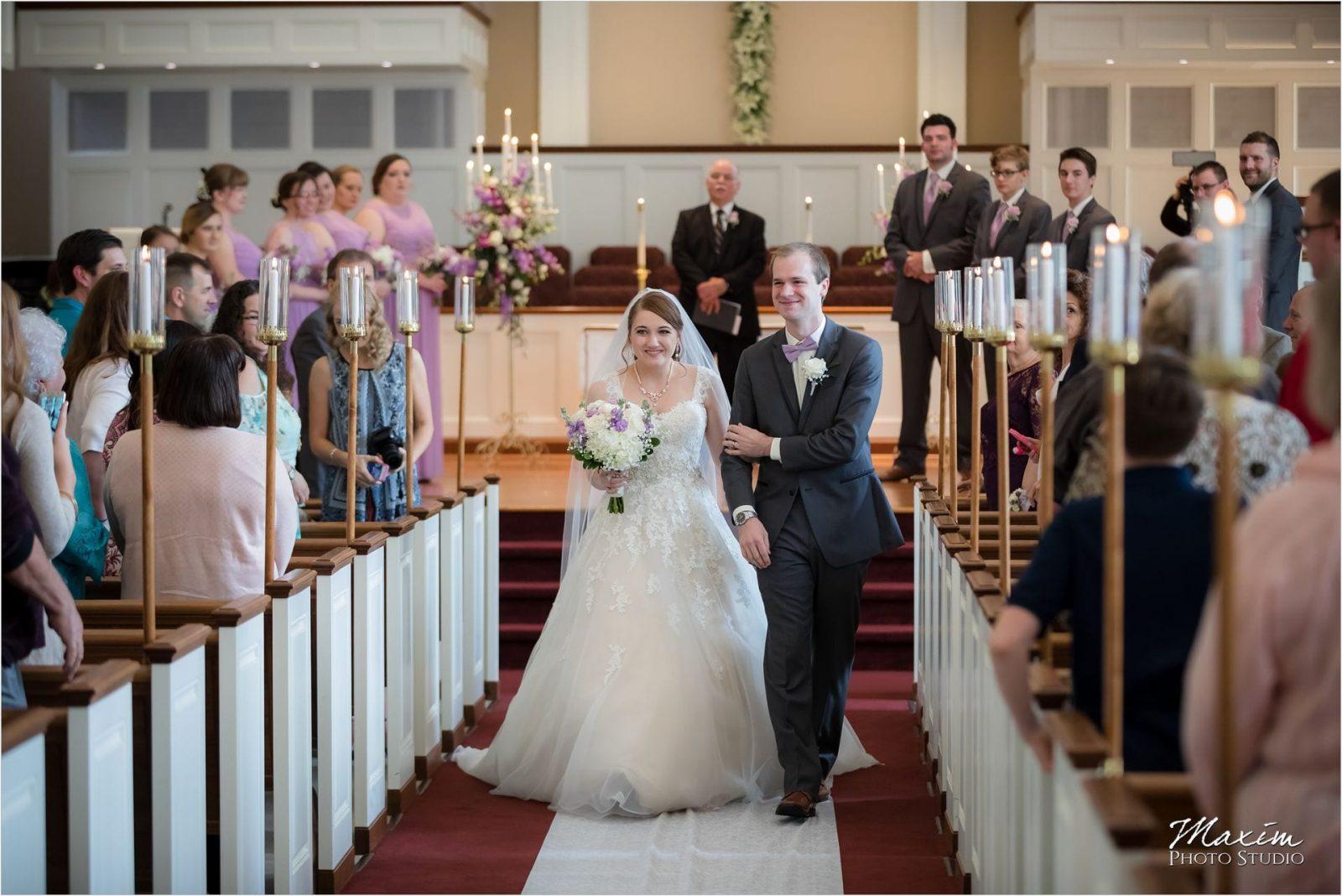 Anderson Hills UMC, Cincinnati Wedding Photography, Wedding Ceremony