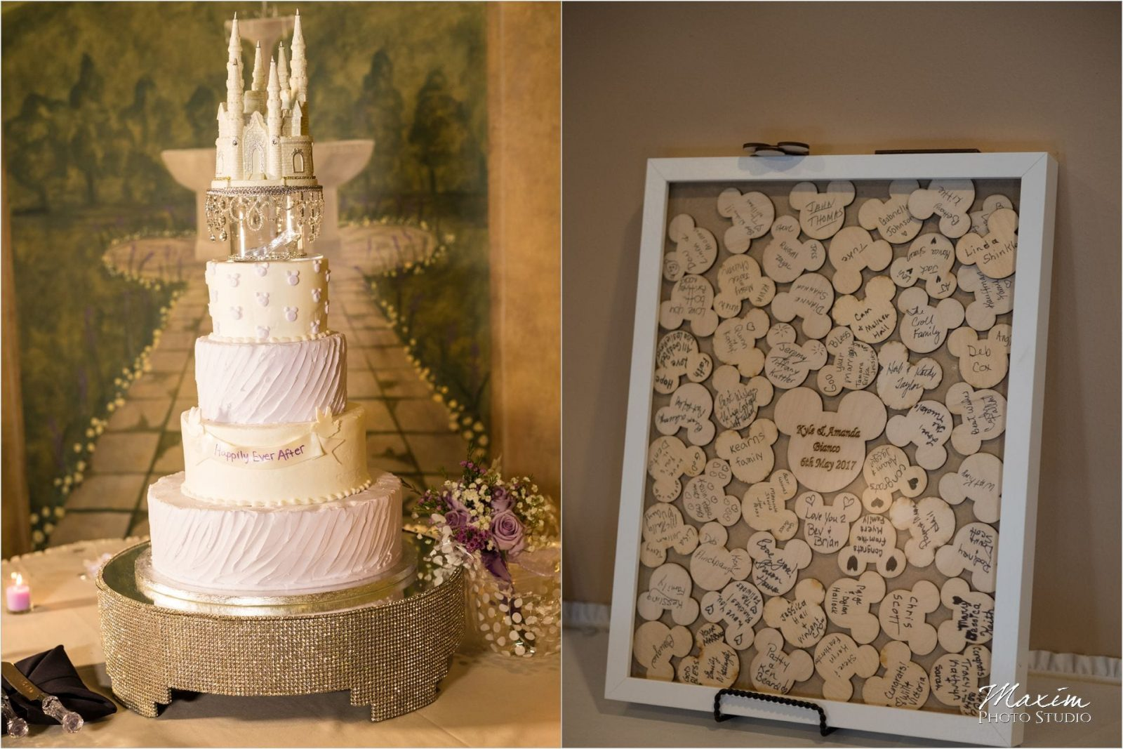Norlyn Manor, Cincinnati Wedding Photography, Wedding cake