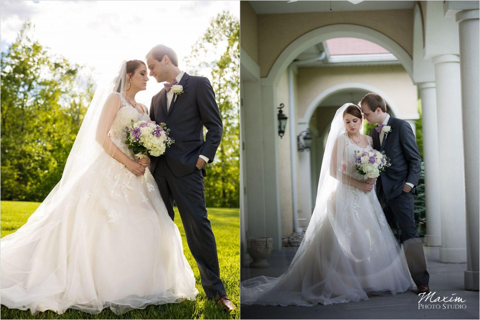 Norlyn Manor, Bride Groom, Sunset wedding, Cincinnati Wedding Photography, Portraits