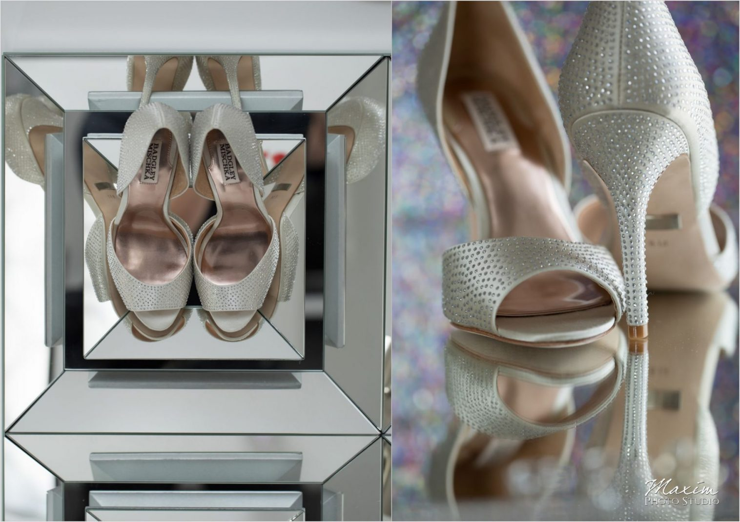 Badgley Mischka Wedding Shoes Cincinnati Renaissance Hotel