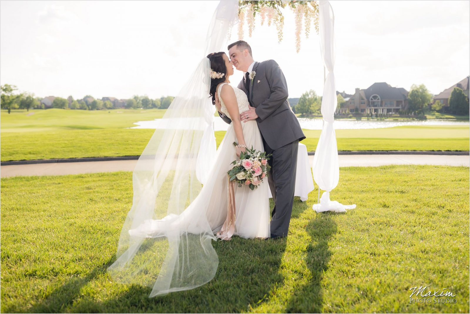Four Bridges Country Club Wedding Ceremony