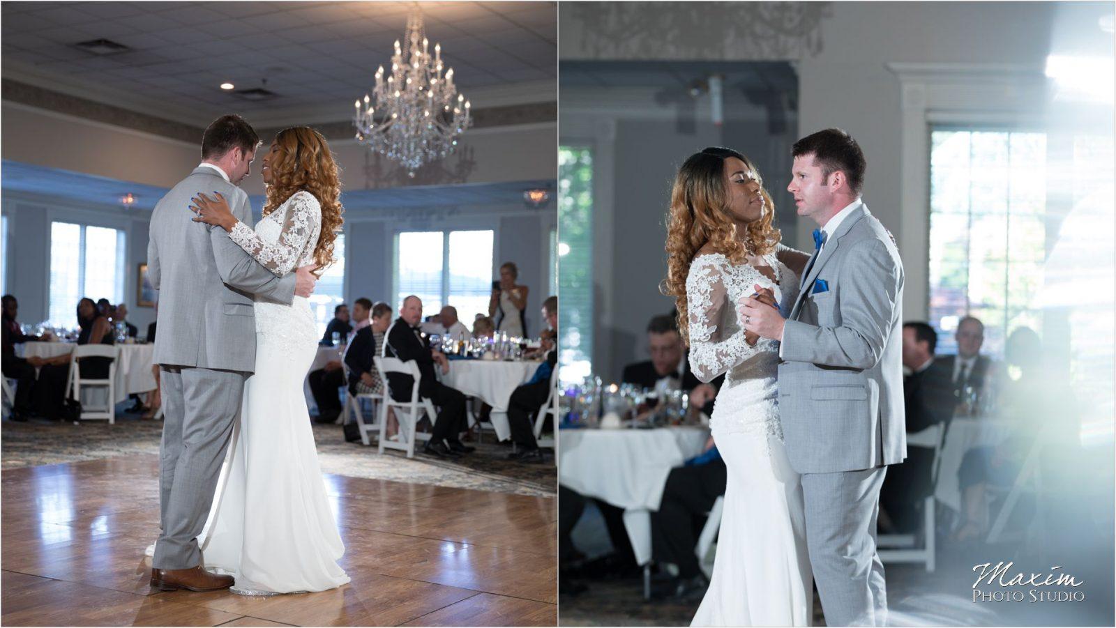 Manor House Ohio Wedding Reception