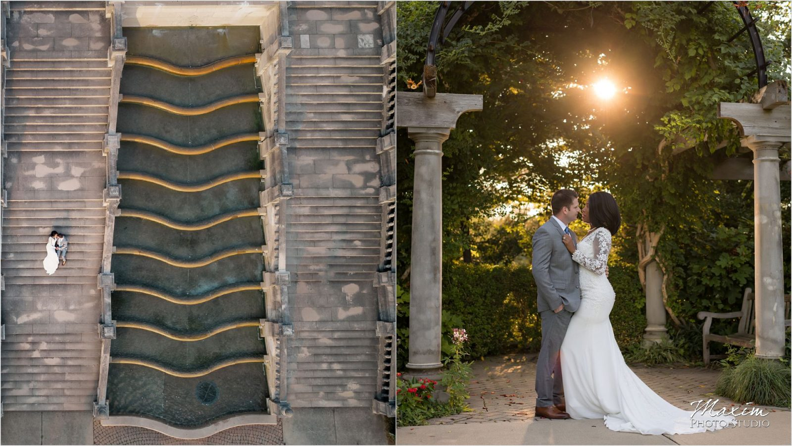 Ault Park Manor House Cincinnati Wedding