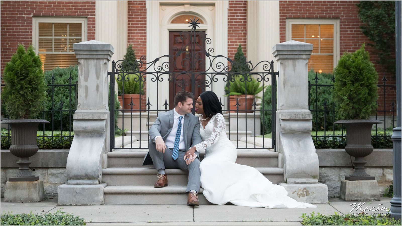 Covington KY Manor House Cincinnati Wedding