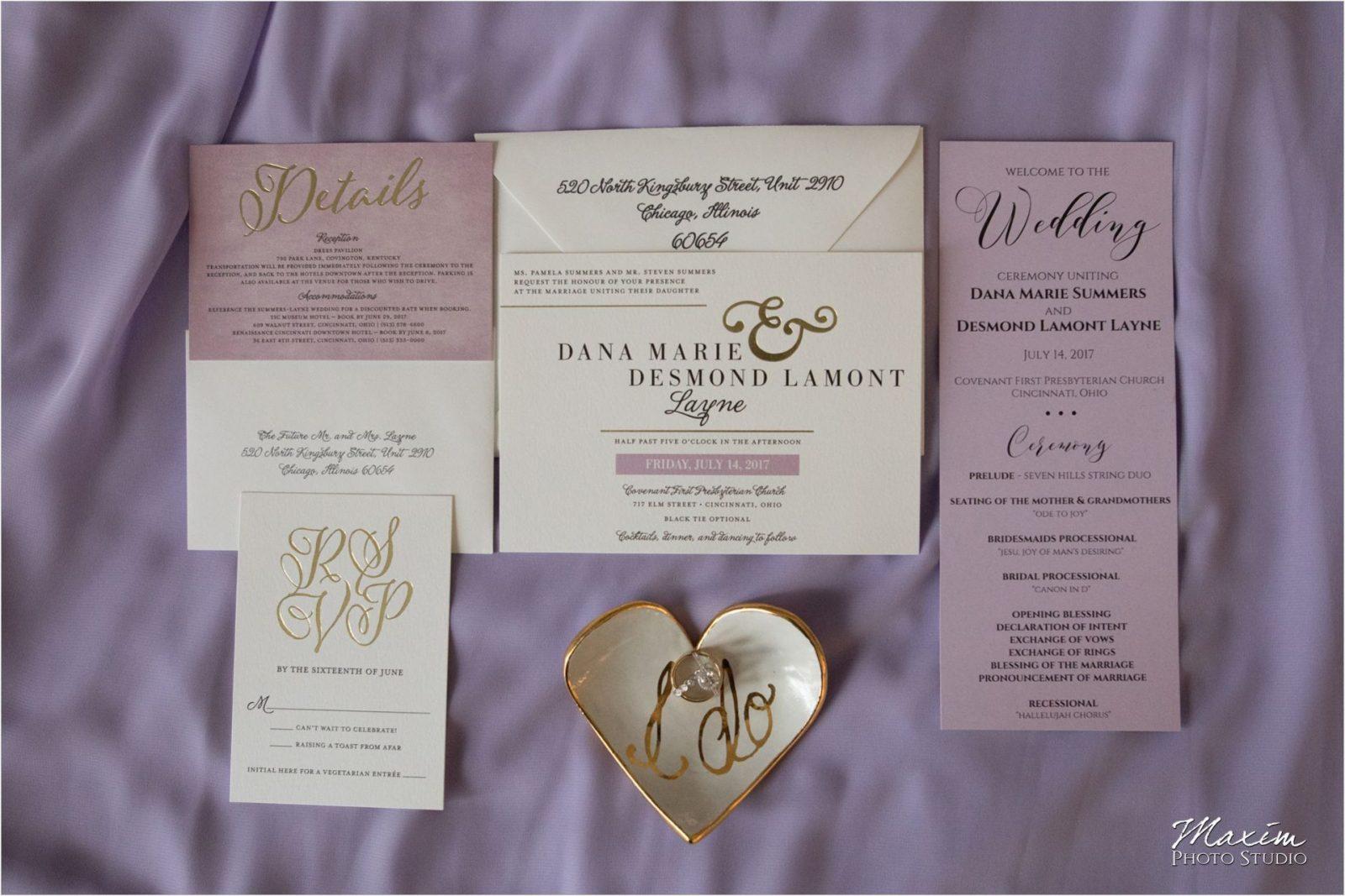 Wedding Paper Divas Cincinnati Wedding Invitations