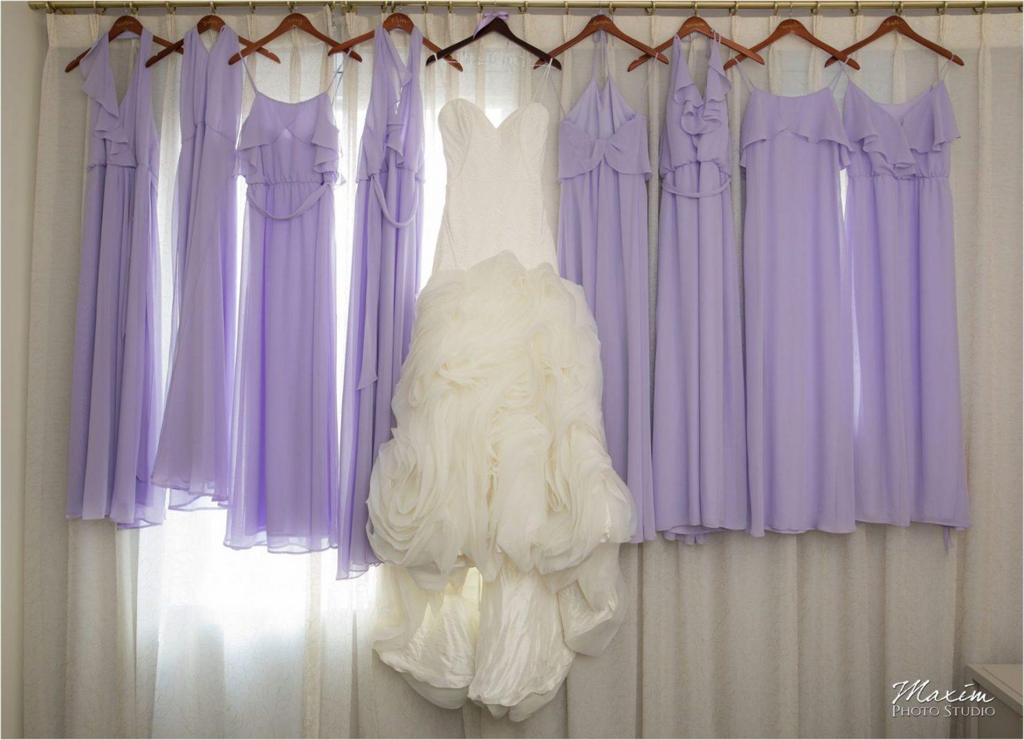 Drees Pavilion 21C Museum Hotel Wedding Preparations