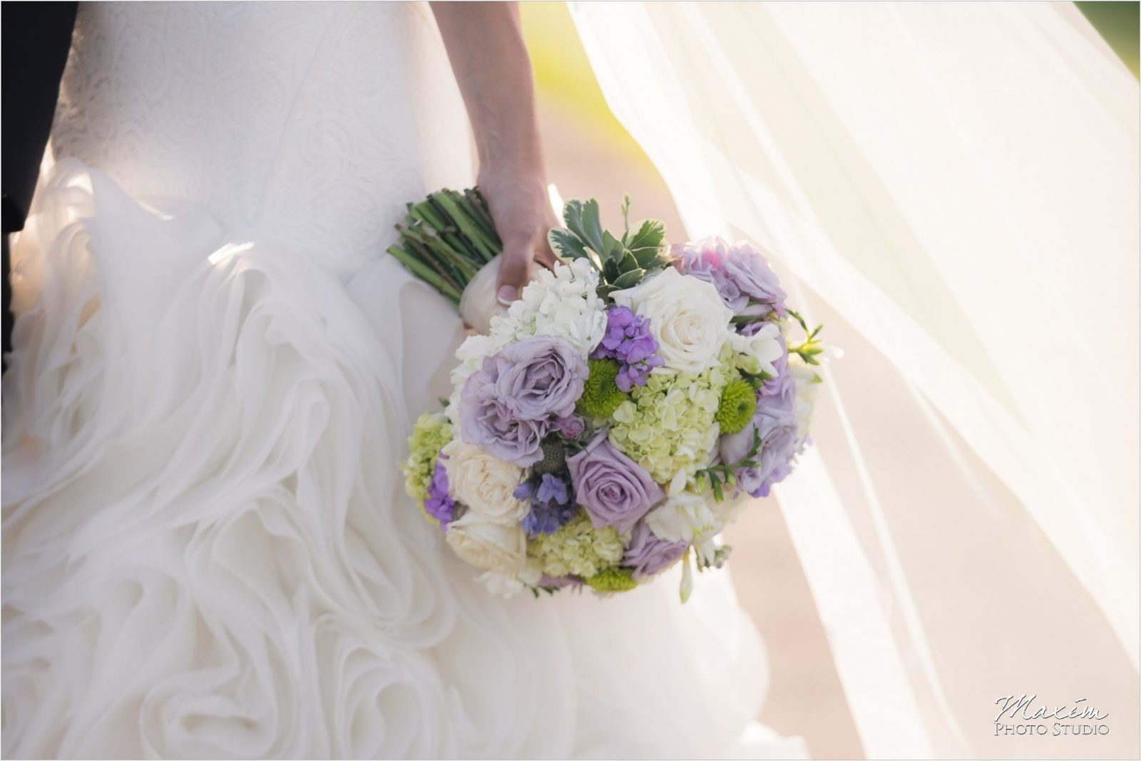 Drees Pavilion Wedding flowers