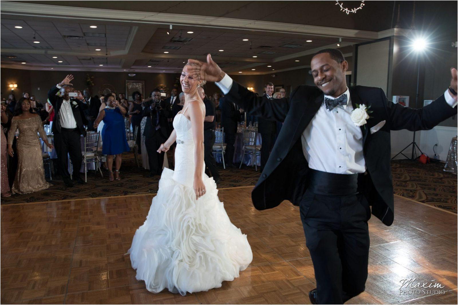Drees Pavilion Wedding Reception Covington KY