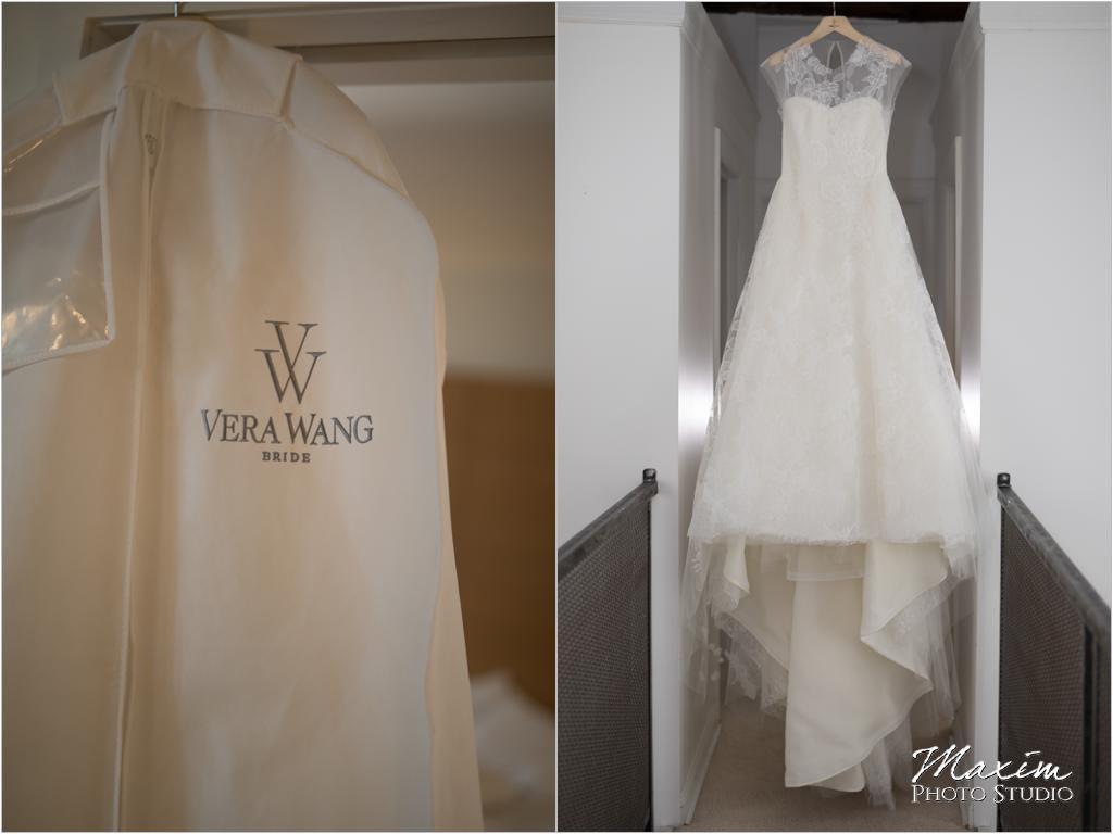 21C Museum Hotel Cincinnati Wedding Dress Vera Wang