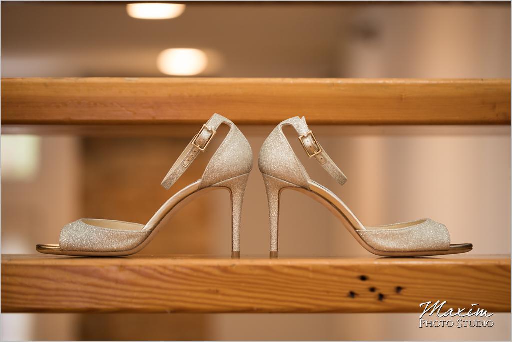 21C Museum Hotel Cincinnati Wedding Shoes Jimmy Choo