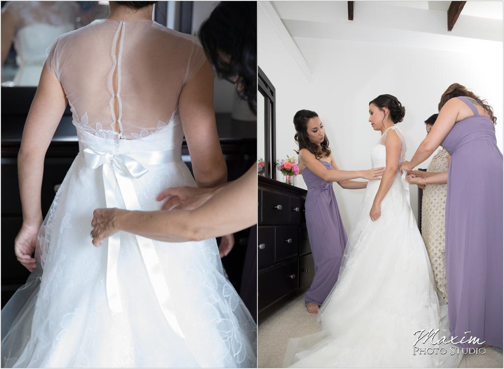 21C Museum Hotel Cincinnati Wedding Preparations
