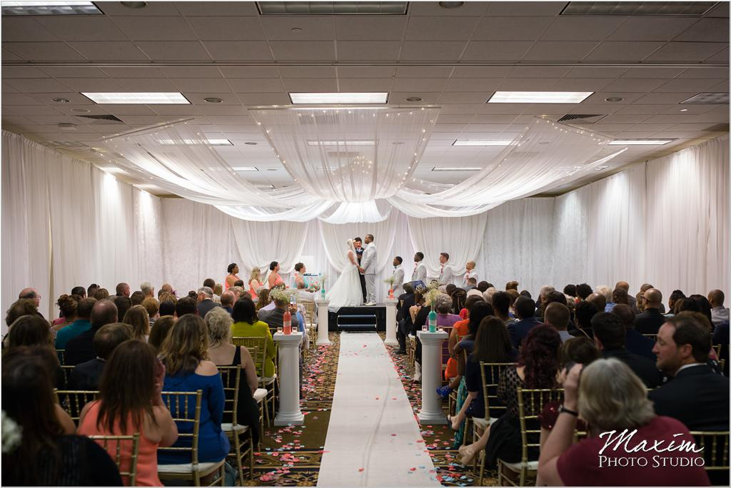 Elements Event Center Wedding