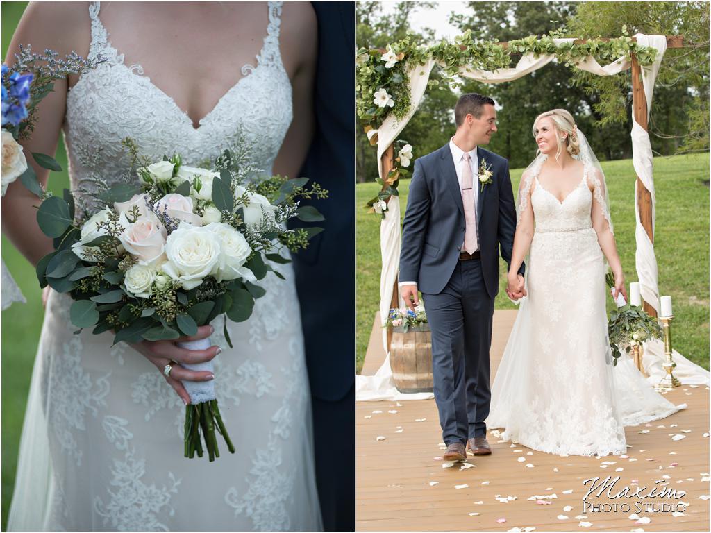 Luxe Redux Ohio wedding dress