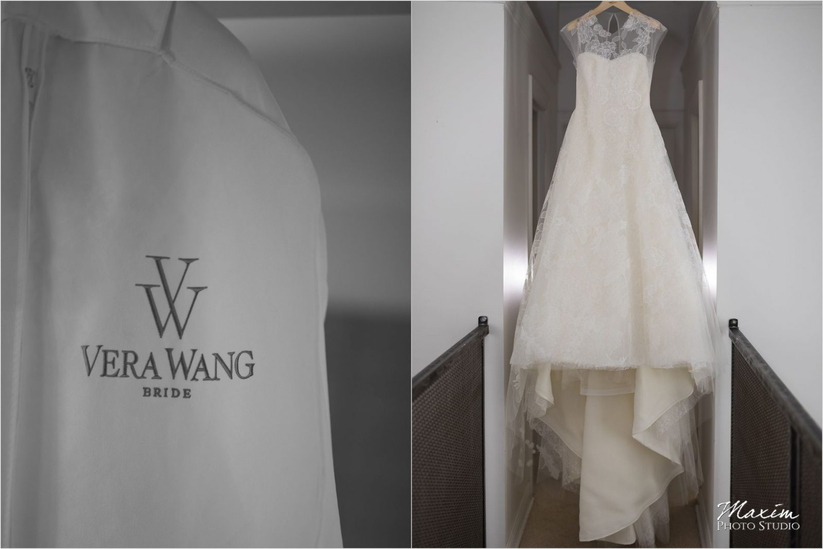 Vera Wang 21C Museum Hotel Cincinnati Wedding Preparations
