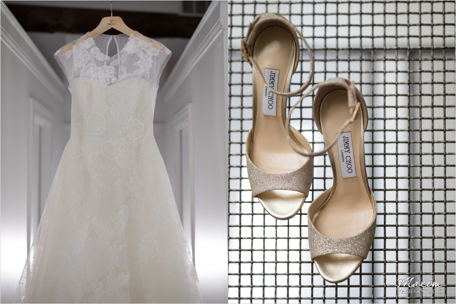 Jimmy Choo 21C Museum Hotel Cincinnati Wedding Preparations