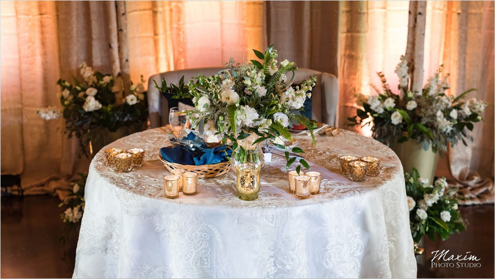 Prime Time Party Rentals Linens