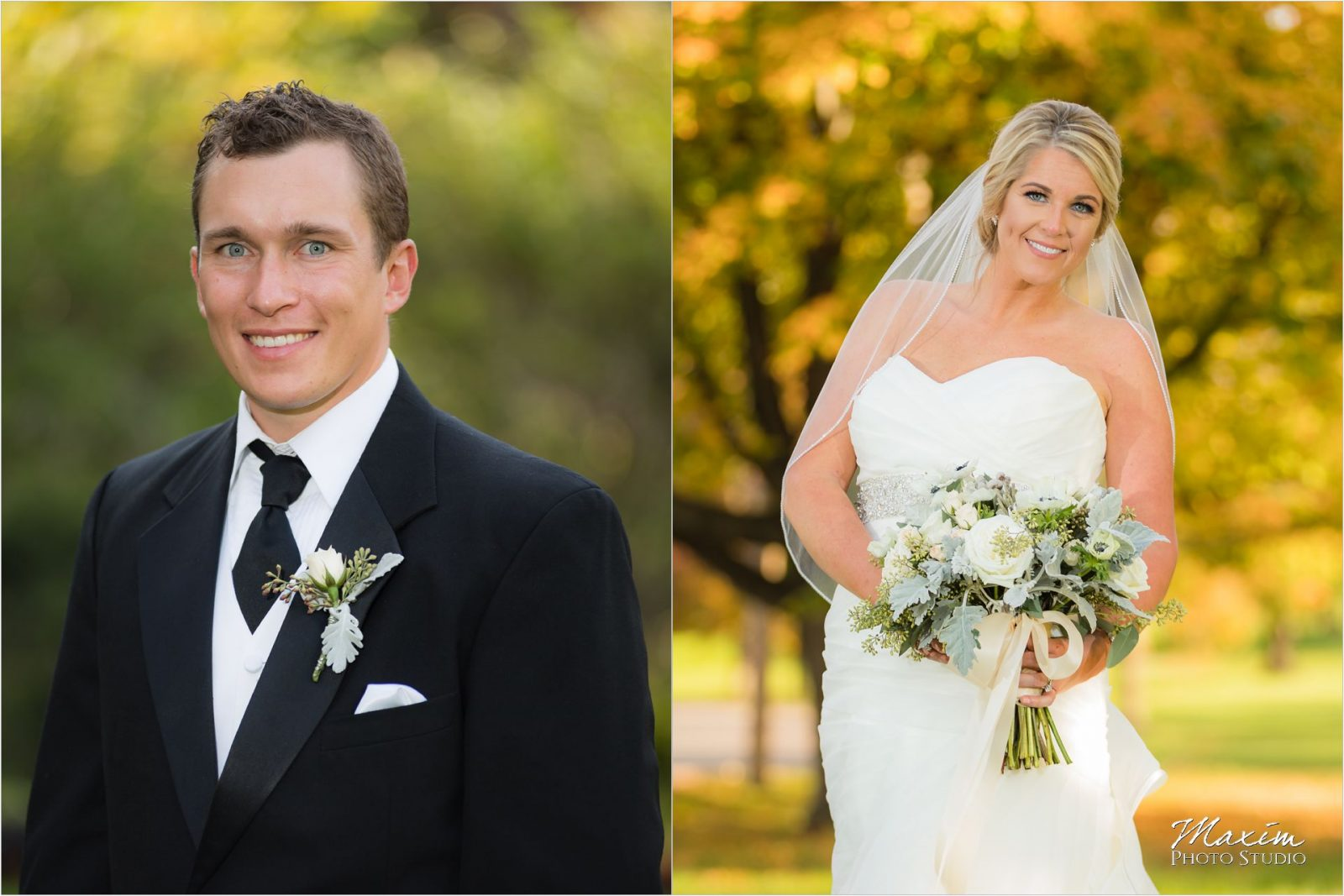 Dayton Country Club Wedding pictures