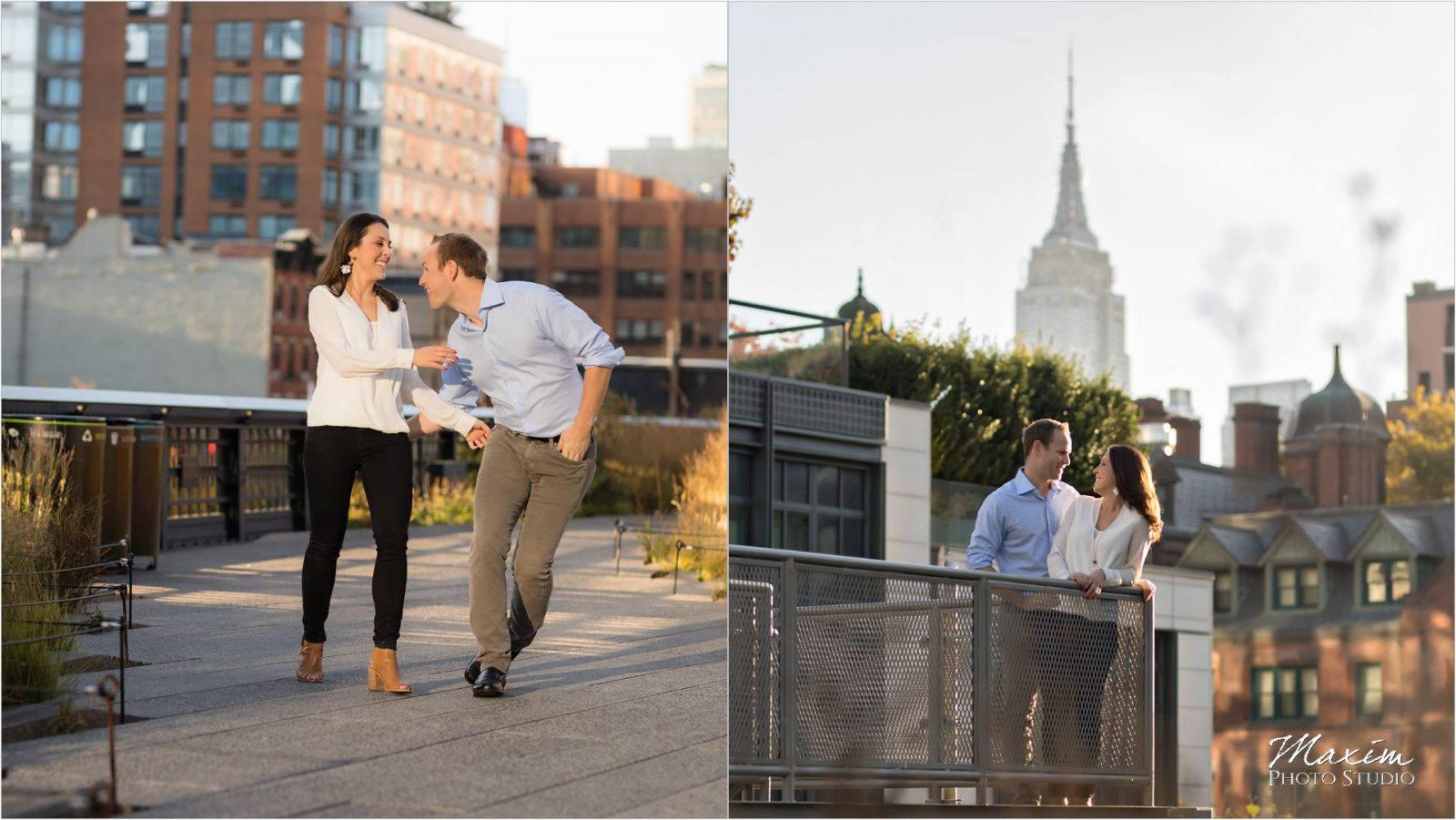 New York City Meatpacking District Engagement