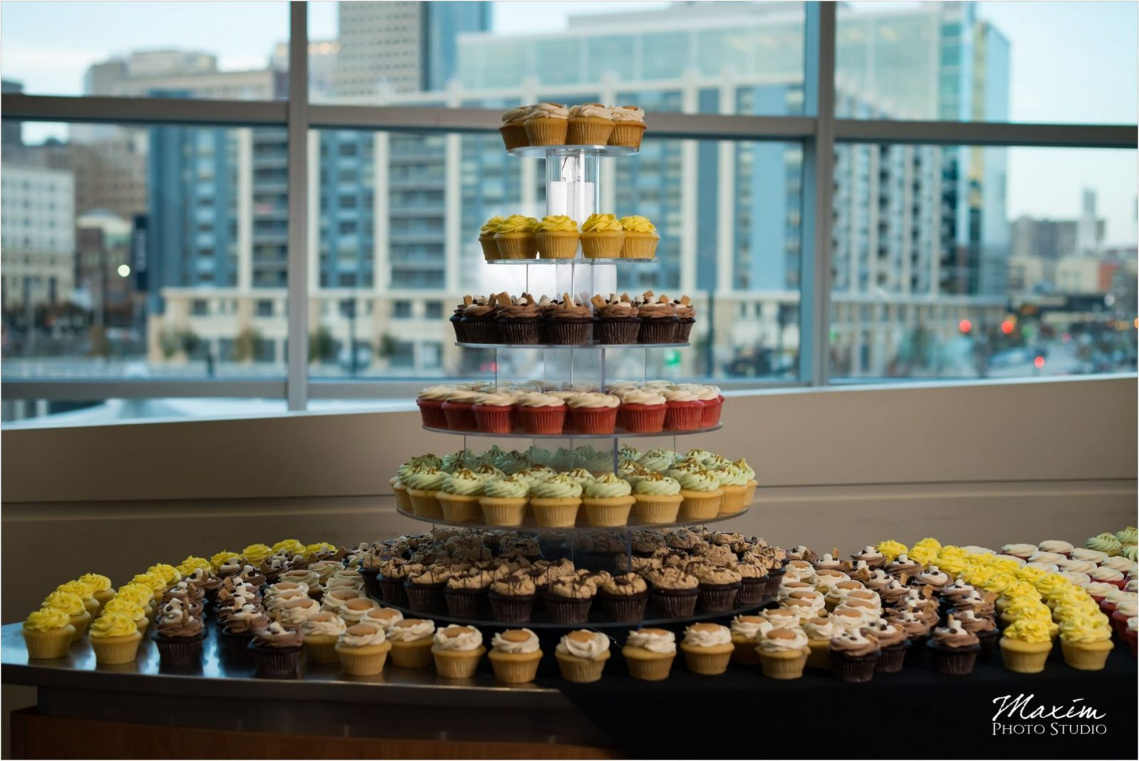 Paul Brown Stadium Wedding Reception