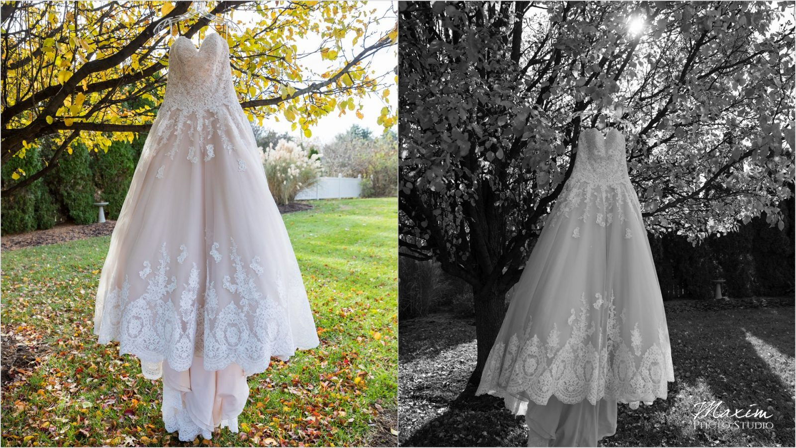 Carrie Karibo Cincinnati Wedding dress