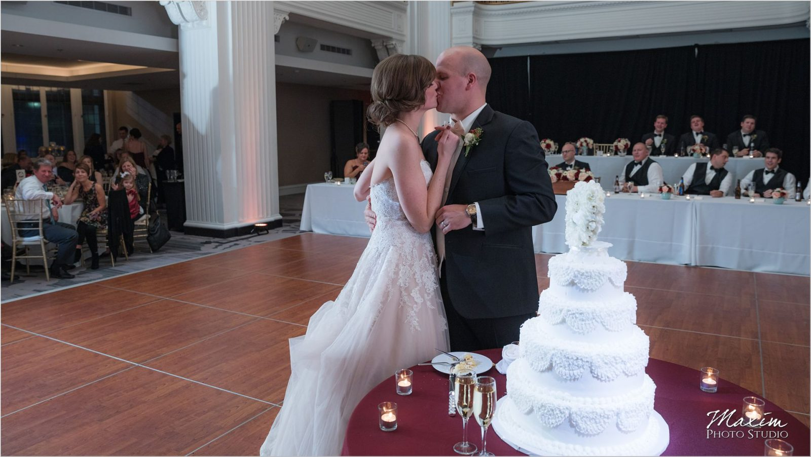 Little Dutch Bakery Renaissance Hotel Wedding