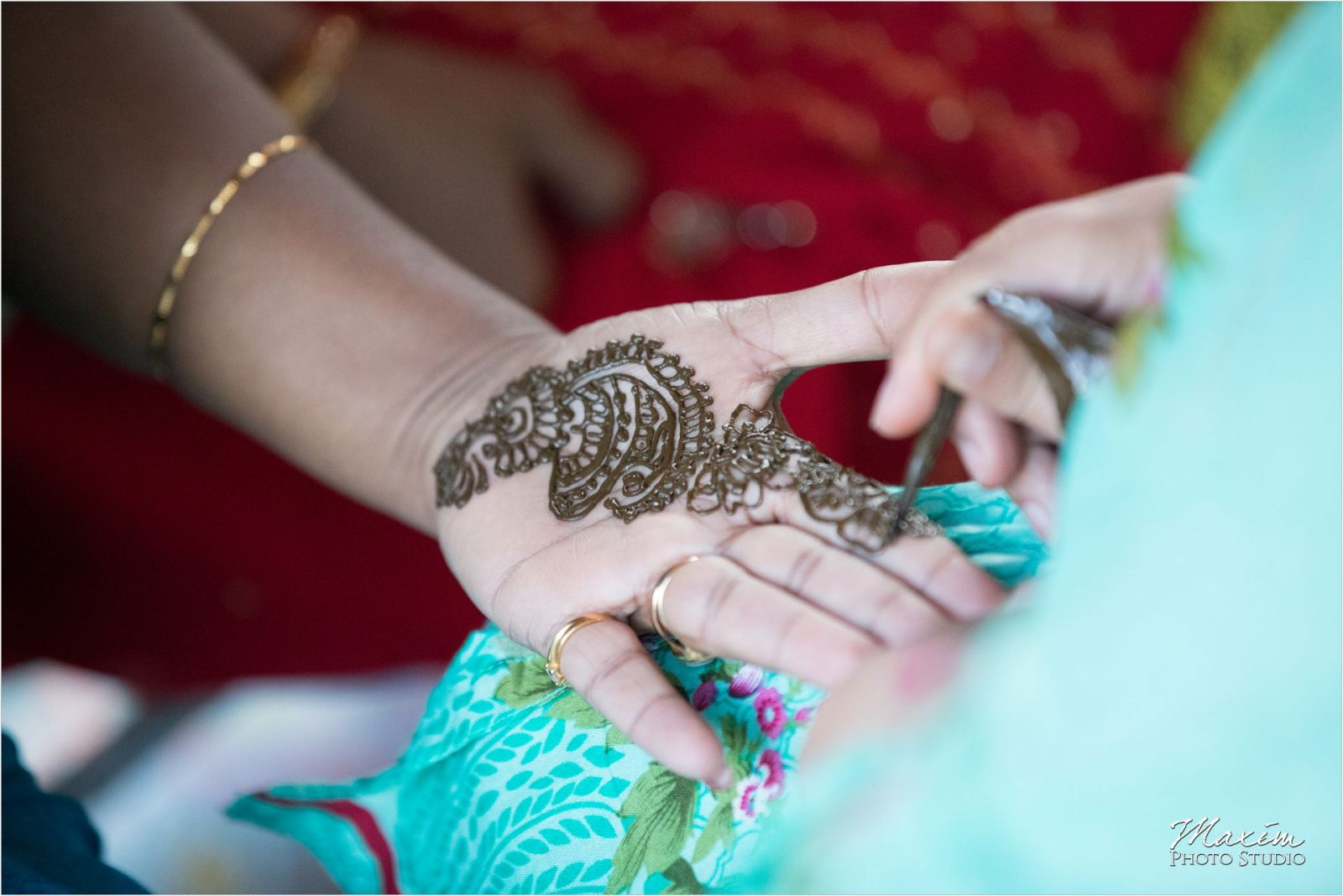 Mehendi Sangeet Ceremony Hindu Wedding Photography
