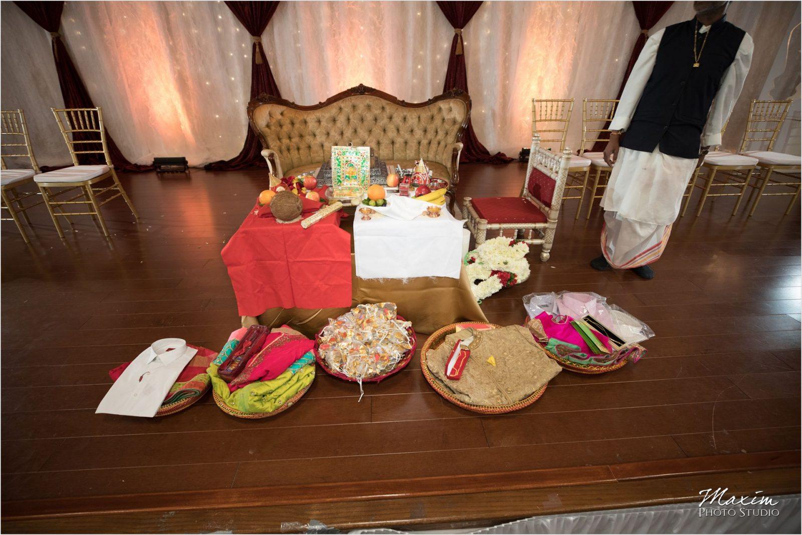 Hindu Temple Dayton Gujarati Kannadiga wedding custom photography