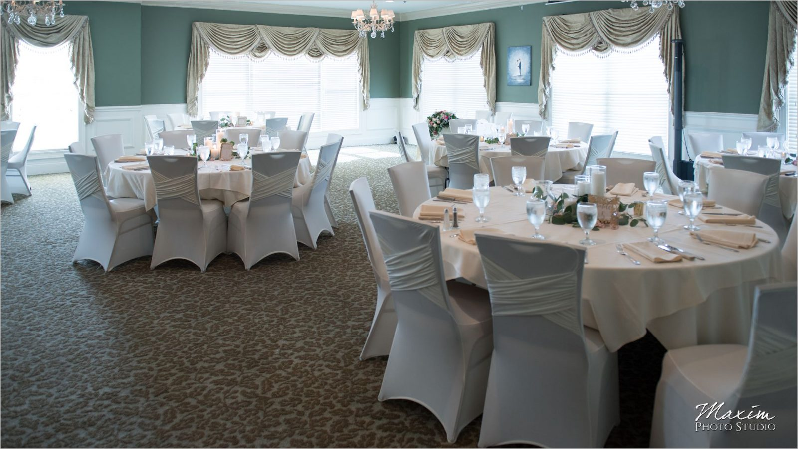 Ivy Hills Country Club Wedding Reception