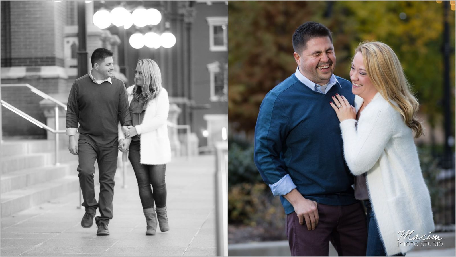 Washington Park Music Hall Cincinnati engagement