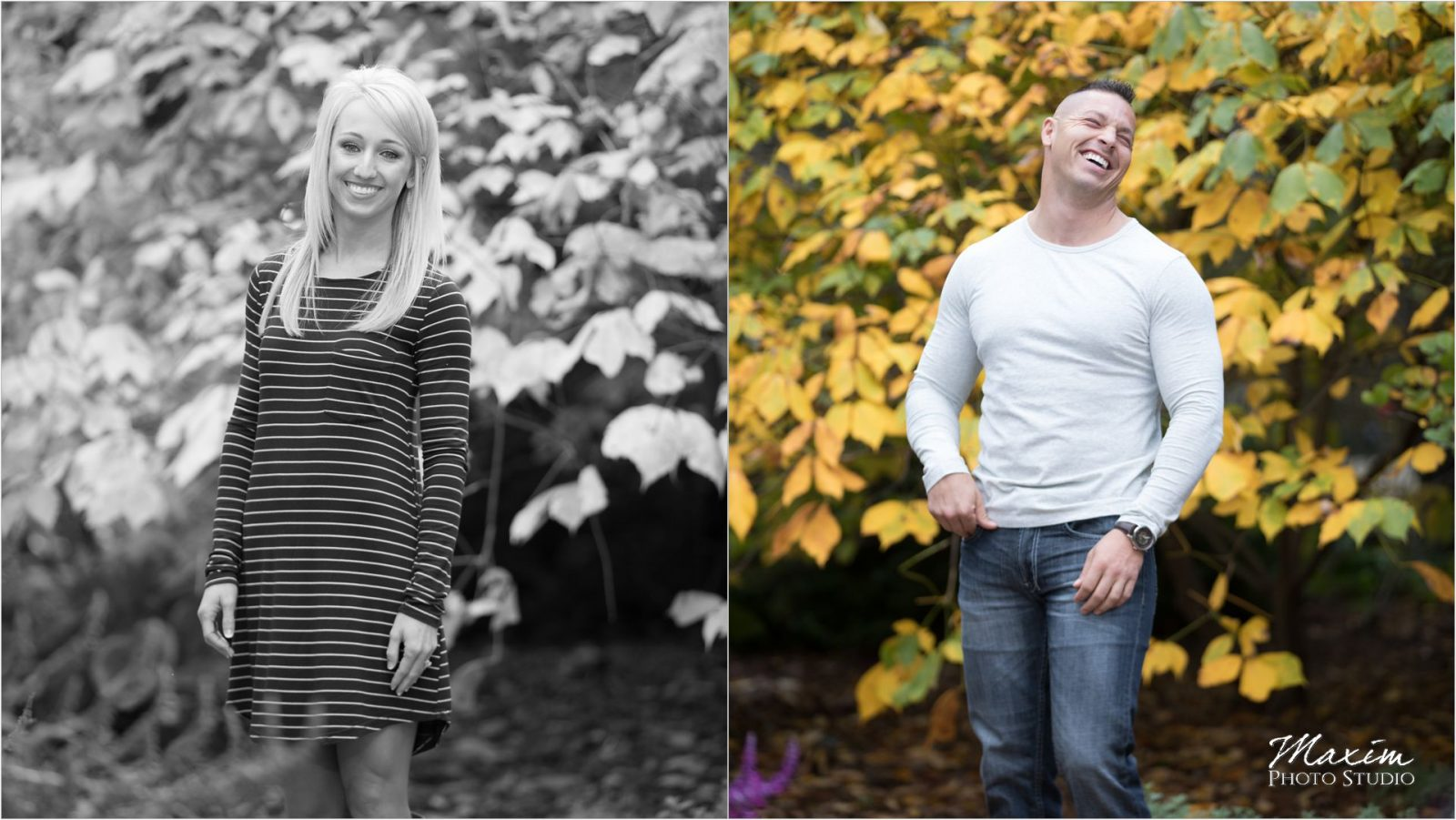 Yew Dell Botanical Gardens Louisville Engagement