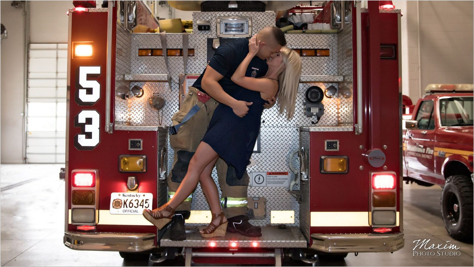 Middletown Kentucky Fire Department engagement