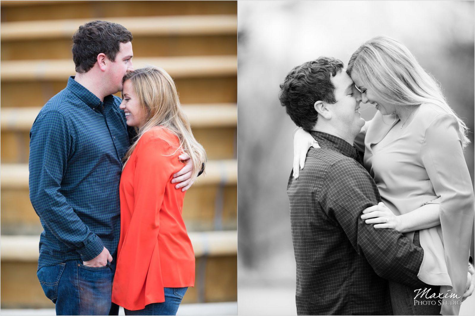 Cincinnati Wedding Photographers Ault Park Engagement