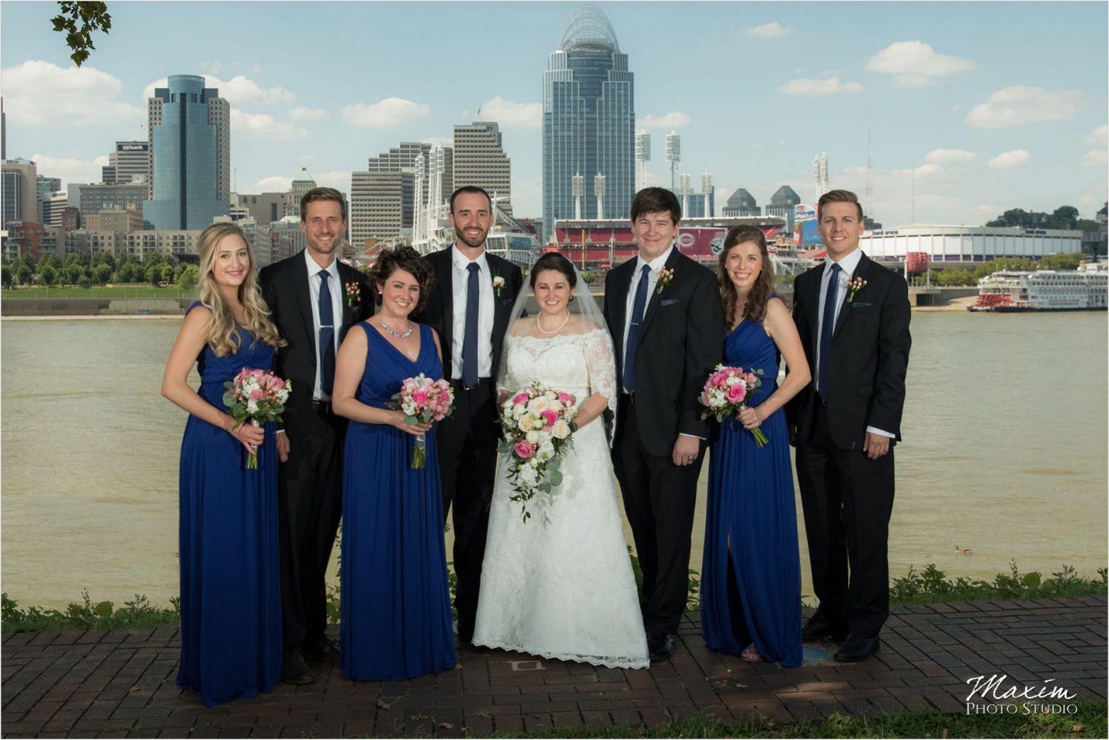 Riverside Historic District Covington Kentucky Wedding
