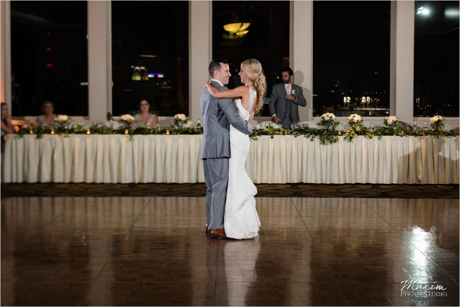 Drees Pavilion Covington Kentucky Wedding Reception