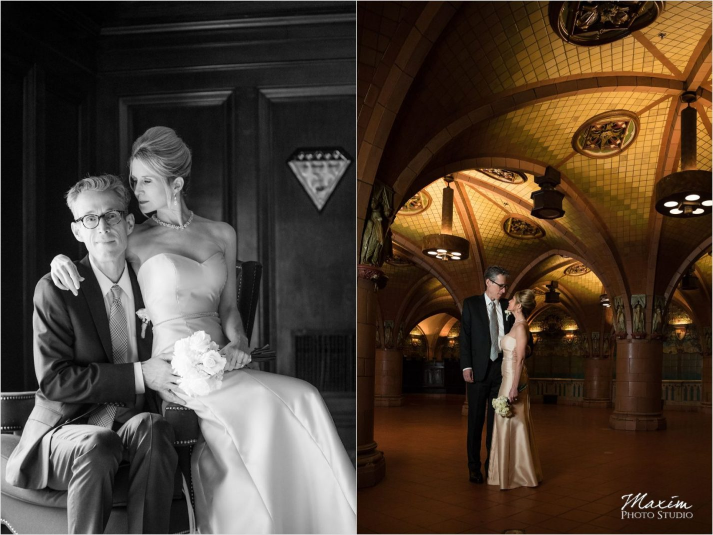 Kentucky Wedding Photographers Seelbach Louisville Hotel Wedding Ceremony