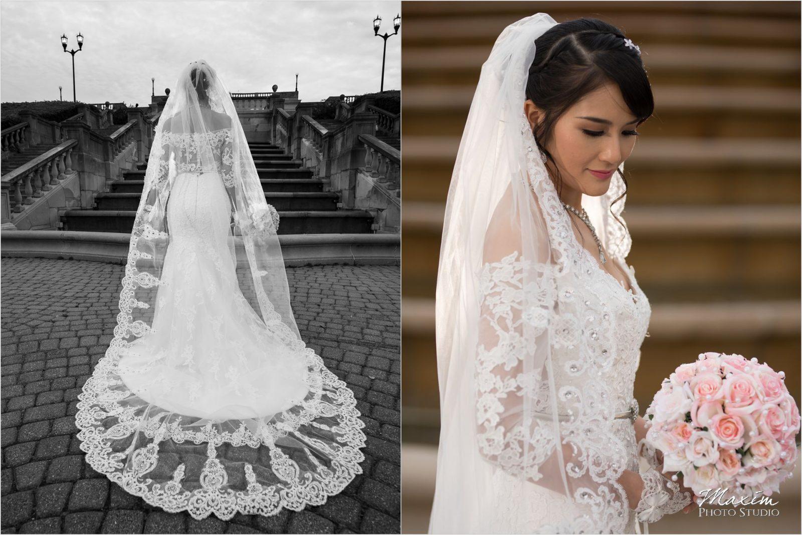 Ault Park Cincinnati Bride groom pictures