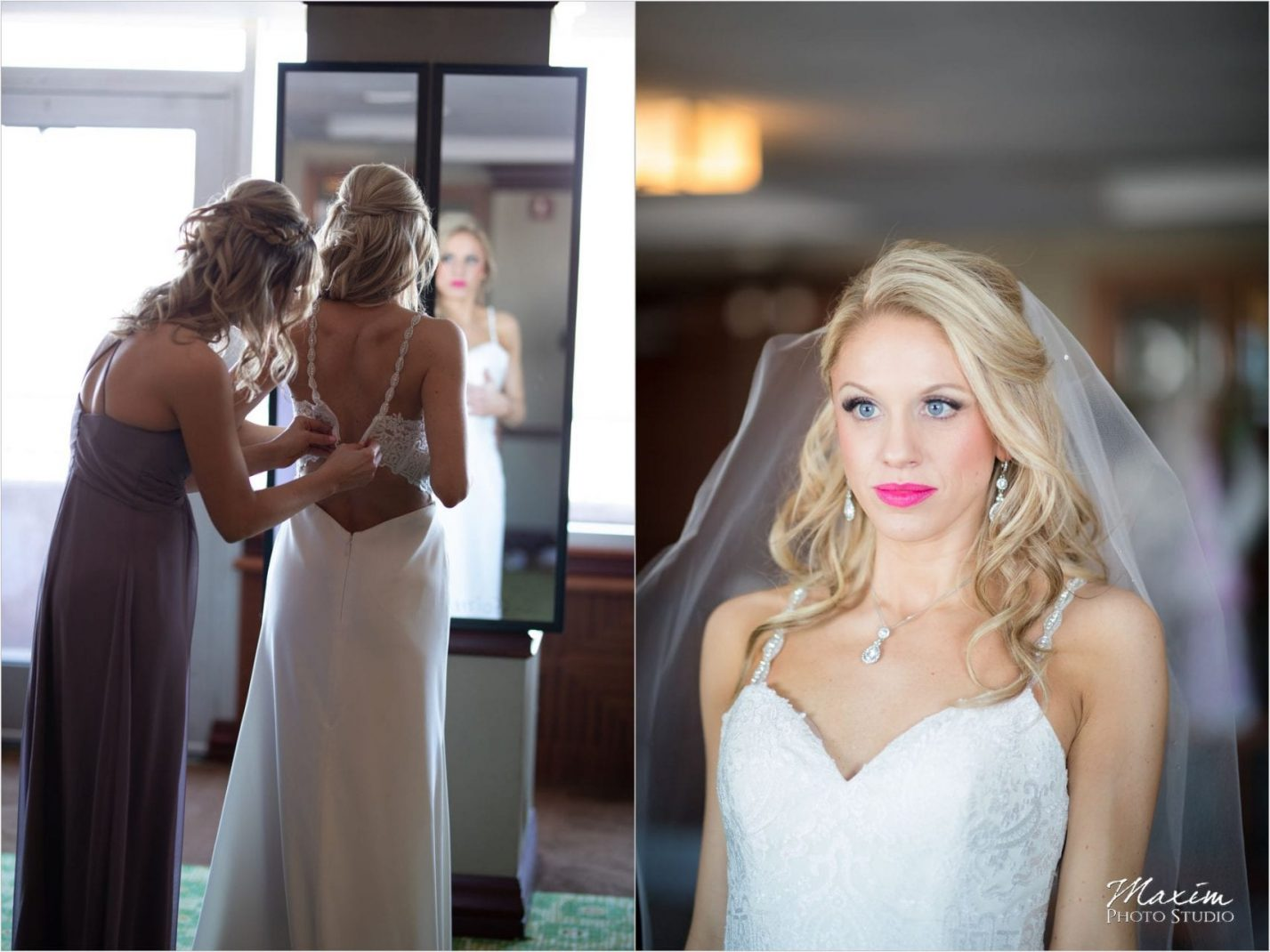 Cincinnati Marriott Rivercenter, Covington Wedding, Best Cincinnati Wedding Pictures, Bride Preparations