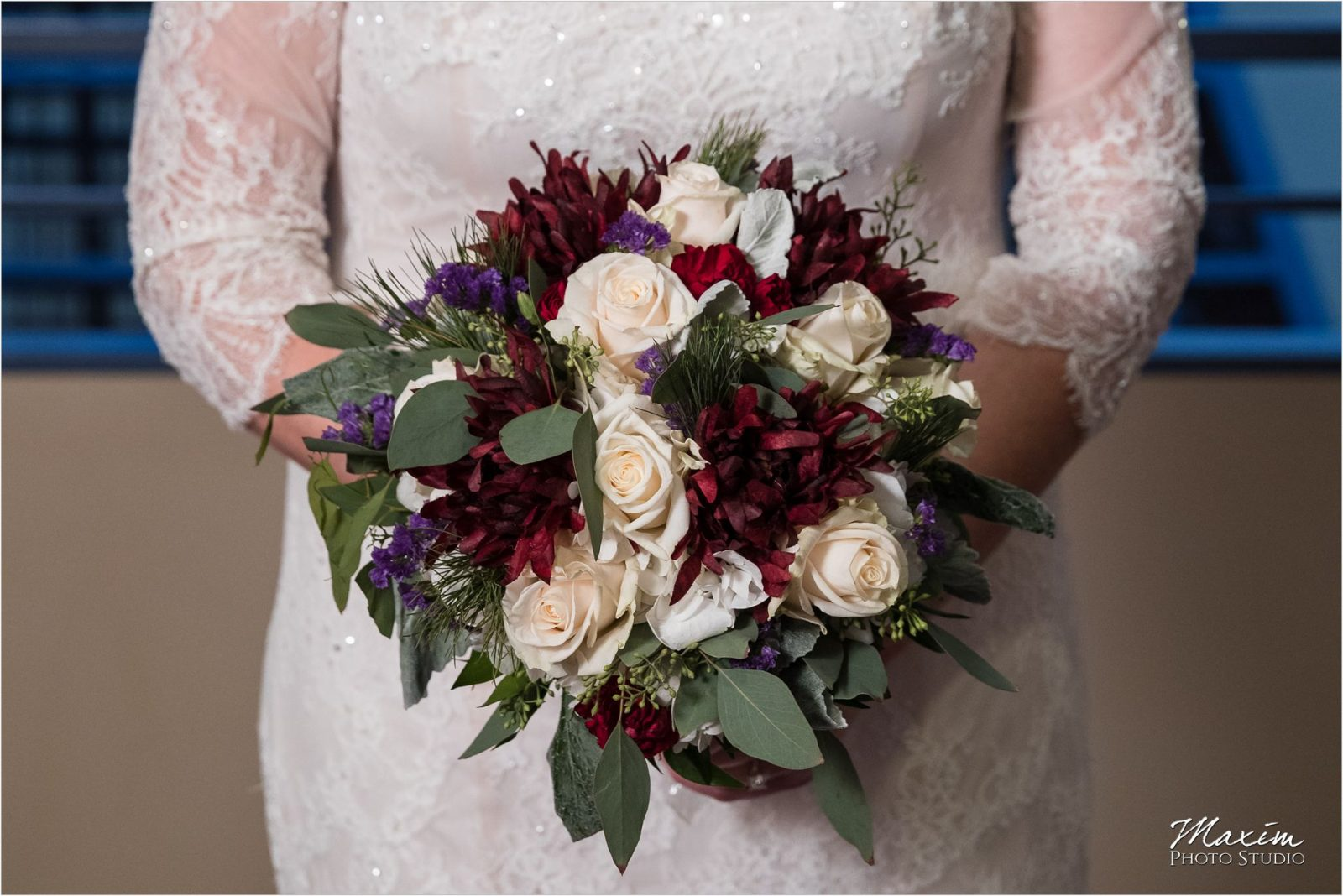 Drees Pavilion Cincinnati Wedding Flowers
